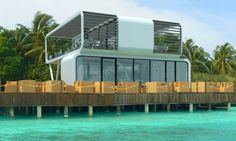 Coodo an eco-friendly mobile home that promises to let you live almost anywhere you want.