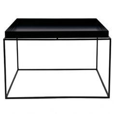 Tarjotinpöytä iso, musta | Hay Tarjotinpöytä | Pöydät | Huonekalut | Finnish Design Shop €205
