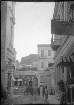 Old Athens Photos Ermou Street. Back to Old Athens Photos Ερμού και Καλαμιώτου 1892