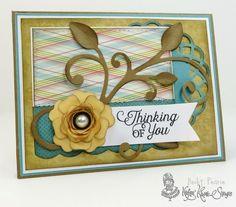 Kraftin' Kimmie Stamps Kraftin Word of Inspiration Dream Sentiment Sentiments Stamp Card Cardmaking Craft My Favorite Things MFT Die #KraftinKimmie #KKS #MFT #MyFavoriteThings #Cardmaking www.CardsByBecky.blogspot.com
