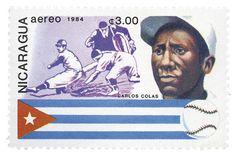 Carlos Colás, beisbolista cubano, fue receptor en la Liga Mexicana, Liga de Invierno Cubana y en la Liga Negra. Debutó en 1940 con los cubanos de Nueva York. Nicaragua, 1984 Carlos Colás Historia del Beisbol