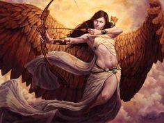 I got: Artemis! Which Greek God or Goddess are you?