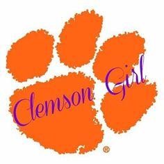 Clemson Girl Best In The World!