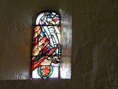 Inside St Margaret's Chapel, Edinburgh Castle, Scotland. October 2008 Castle Scotland, Edinburgh Castle, St Margaret, Arizona Tea, Stained Glass Windows, Drinking Tea, October, Canning, Home Canning