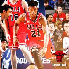 "70bf76594 Chicago Bulls on Instagram  ""Dialed in! Jimmy Butler  NBAVote"" Chicago Bulls"