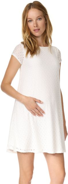 Ingrid   Isabel Lace Maternity Swing Dress Maternity Tankini 1a55ce508