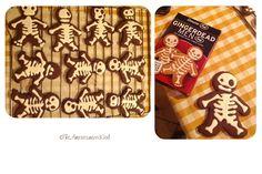 Chocolate Cookies - Gingerdead Men