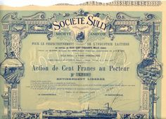 Société Sully pour le Perfectionnement de l'Industrie Laitière, Tours, 1908