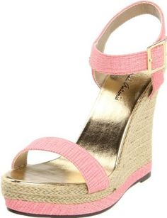 Wegde sandals.  I have these in a different color.  Love them.