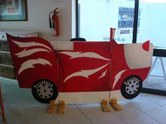 Grease Lightening Car