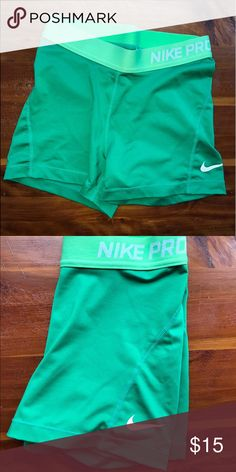 Nike Pro Spandex Great shorts! Used these for volleyball this year. Great condition with no stains or fading! Nike Other