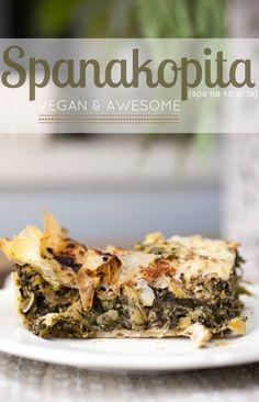 Vegan Spanakopita | Produce On Parade