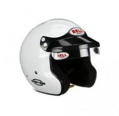 Bell Sport Mag Auto Racing Helmet SA2015 White $279.95
