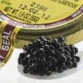 Spanish caviar -  A new and strong contender to the caviar market, Spain offers smoky Avruga from the herring roe.