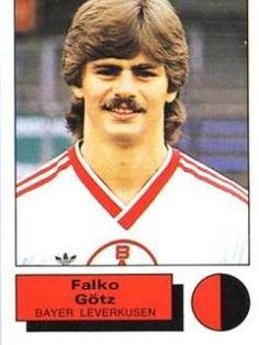 Falko Götz · Bayer Leverkusen