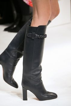 A perfect boot.  Valentino | Fall 2014 Ready-to-Wear Collection | Style.com