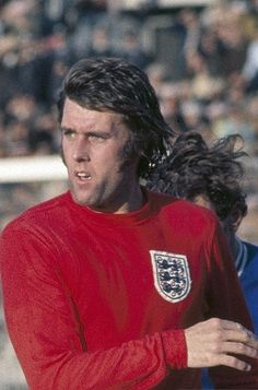 Geoff Hurst England 1971