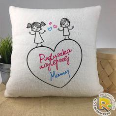 """""""Pluszowa #poduszka najlepszej #mamy""""- idealna na dzień #matki, milutka i mięciutka - jak misio ❤🐻🐼🐨.   #pillow #prezent #mis #bear #plusz #instagirl #mom #mam #mum"""