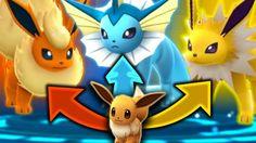 Pokémon Go Tips on Evolving Eevee Into the Chosen Evolution | TNH Online