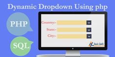 This Post is all About country state city dropdown,dependent dropdown,daynamic dropdown, ajax call,php ajax,ajax example,jquery ajax call example,php jquery