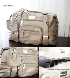 Safari Bag by Shutter Bag - NEED ;)