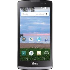 Straight Talk LG Power Android Prepaid Smartphone