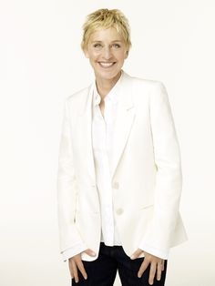 Ellen DeGeneres on Pinterest → http://pinterest.com/ellentv   She finally won me over when I no longer had the choice not to laugh!