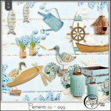 Elements CU - 299 ocean inspiration  by Cajoline-Scrap #CUdigitals cudigitals.comcu commercialdigitalscrapscrapbookgraphics #digiscrap