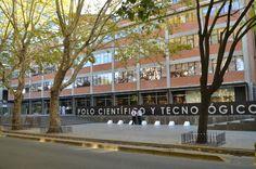 Ministerio de Ciencia y Tecnología - Palermo - CABA - Bs. As. - Argentina.