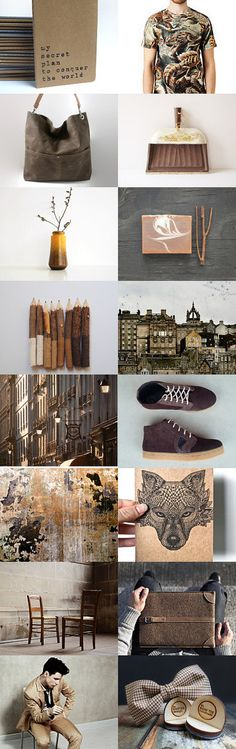 Men's Section by Pedro Vieira on Etsy-- #etsyfinds #gifts #handmade #photography #print #wallart #homedecor #buyonline #buyart #brown