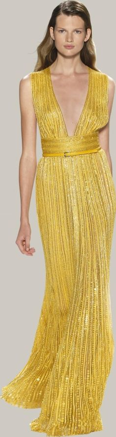 See more about yellow gown, ellie saab and elie saab. yellow