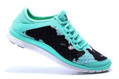 Nike Free 3.0 V7 Women Mint Green Black Tiffany Blue Jordan 11 c430fb2517