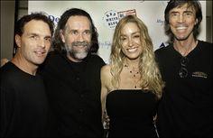 Brad Delp, Tom Scholz, Boston Band, Rock Legends, Classic Rock, Rock Bands, Rock N Roll, Couple Photos, Music