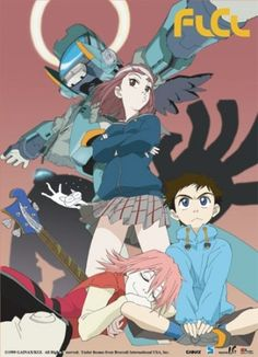 FLCL is coming back to Adult Swim with new episodes