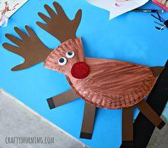 paper-plate-reindeer-craft-for-kids                                                                                                                                                                                 Plus