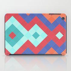 #gaud #society6 #ipad #ipadcase #design #pattern #colorful