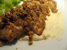 The Virtuous Wife: Pecan-Crusted Chicken Breast (FREEZER MEAL)