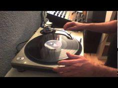 OVER DRIVE TEMAS DEL 95 sesion con vinilos by DJ David Cuesta