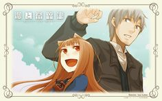 Spice And Wolf Holo, Wolf Ears, Magic Knight Rayearth, Anime Reviews, Wolf Pictures, What The Heck, Anime Comics, Anime Love, Second Season