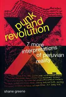 Punk and revolution : 7 more interpretations of peruvian reality / Shane Greene.  HM 646 G81