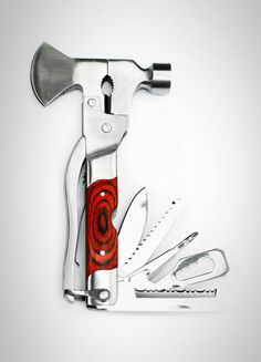 The Ultimate Multi-Tool. This is incredible.