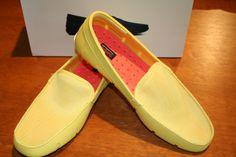 Swims Flat Loafer Yellow  #mondouomo #naples #yellow #loafer #menswear #fashion