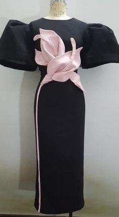 Stylish Dresses, Elegant Dresses, Pretty Dresses, Beautiful Dresses, Fashion Dresses, Classy Dress, Classy Outfits, Look Fashion, Fashion Details