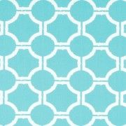 Robert Allen Sunbrella Connect One Turquoise 242266 Indoor / Outdoor Upholstery Fabric