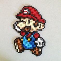 Super Mario hama beads by akerlundish  http://iconosquare.com/p/738511799812972404_19519694