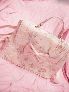 Shabby Pink Handbag
