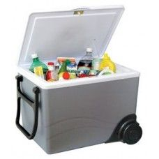 Portable Cooler> Koolatron W75 Kool Wheeler Cooler