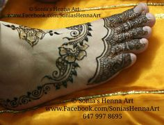 Sonia's Henna Art- Toronto, ON