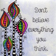 Don't Believe by Debi Payne