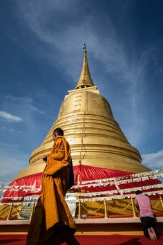 Golden Mount, Bangkok, Thailand
